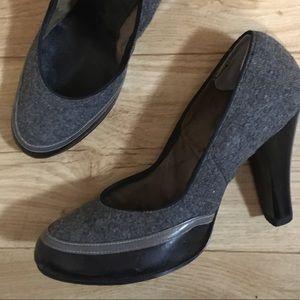 1950s vintage high heels 👠